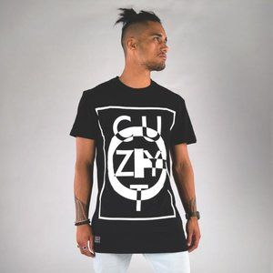 Urban Cuzy T Men's Black Short Sleeve T-Shirt